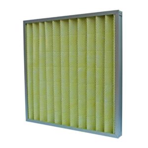 MERV13 to 15 V-Form Metal Filter